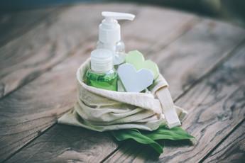 Exfoliating Hand & Body Wash