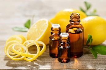Lightening Lemon Oil