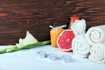 Grapefruit Bath Salts