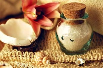 Coconut Bath Salts