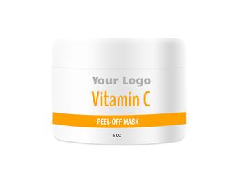 Vitamin C Peel-Off Mask