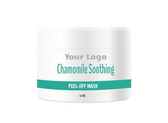 Chamomile Soothing Peel-Off Mask