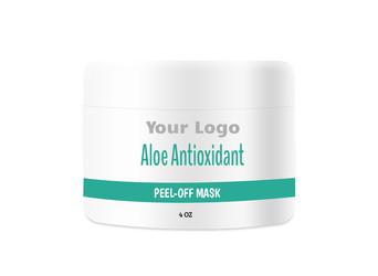 Aloe Peel-Off Mask