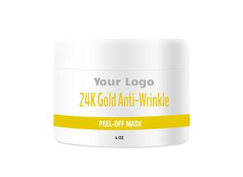 24K Gold Peel-Off Mask