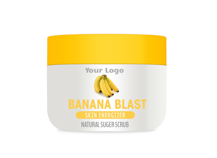 Banana Body Scrub