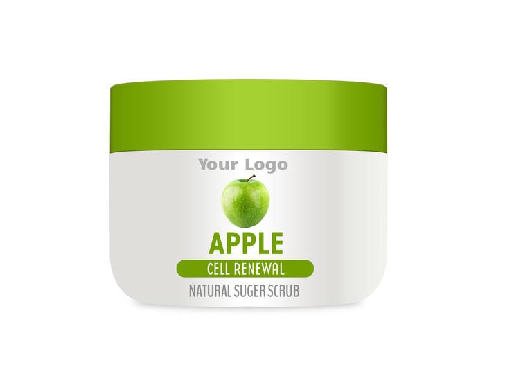 Private Label Apple Body Scrub