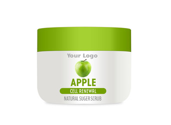 Apple Body Scrub