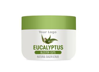 Eucalyptus Body Scrub
